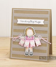 For the Love of Paper: sending you big hugs