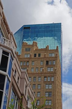 Fort Worth. Texas.