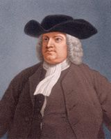 """William Penn (1644 - 1718), English Quaker, founder of Pennsylvania.""""...[P]enn's treatment of Native Americans. Instead of stealing land from the Indians, as the Puritans did, William Penn treated them as equals and negotiated purchases from them at fair prices...[he learned their language] He entered their lands unarmed and unescorted...[B]ecause of William Penn's fair dealings, Pennsylvania ... colonies that did not have Indian uprisings."""""""