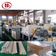 WPC PVC door frame production line