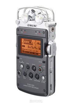 Sony PCM D50... seriously need to make more field recordings.