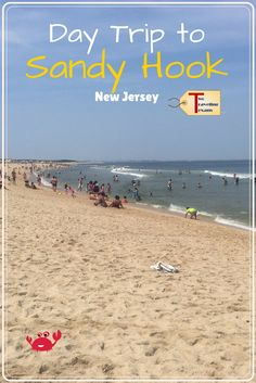 A travel blog about taking the ferry from New York City to Sandy Hook, New Jersey for a day to enjoy the beautiful beaches.