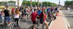 Inscripción para la subida al campus en bici por el día europeo sin coches (19/09/2016)