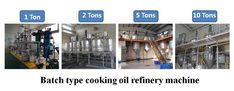1-20TPD batch palm oil refinery machine is the main equipment of palm oil processing process. which is suitable for various vegetable and animal oils, such as soybean oil, peanuts oil, sunflower oil, rape seeds oil, cottonseeds oil, coconut oil, palm oil, niger seeds oil, rice bran oil, fish oil, seal oil, etc.1-20TPD batch palm oil refinery machine is suitable for small capacity, which contains Degumming, Neutralizing, Decolorization and Deodorization section.