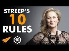 Ellen DeGeneres's Top 10 Rules For Success (@TheEllenShow) - YouTube