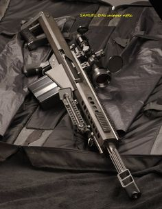 MY BEAUTIFUL GUN.