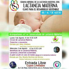 @Regrann from @humanizarteve -  Recuerden esta actividad que es hoy de @pequenosgrandespasos junto a la Dra. Morella de @pediatraymamaig seguramente si contactan al 04140200217 aún encuentran cupo! Está por empezar!!! #SMLM #SMLM2016 #ODSyLactancia #AMAmantar #Prolactancia #AmorenGotas #SiSePuede #Lactivismo #SoyLactivista #Regrann