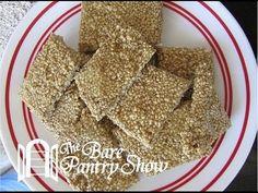 How to Make Belizean Wangla/Sesame Seed Candy