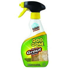 Freshen your foyer, buff your backsplash, and scour your shower with Goo Gone Grout & Tile Cleaner. This grout cleaner is great at removing years of build-up. Deep Cleaning Tips, House Cleaning Tips, Cleaning Solutions, Spring Cleaning, Cleaning Hacks, Cleaning Supplies, Diy Hacks, Cleaning Products, Floor Cleaning