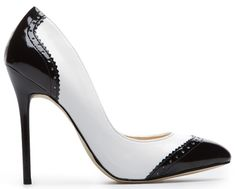 Are These Cap Toe Pumps from ShoeDazzle Captivating Enough For You?