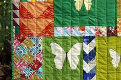 Love in Butterflies — Stitched in Color
