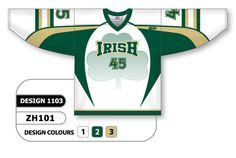07169fdf1 Custom Sublimated Hockey Jersey Design 1103