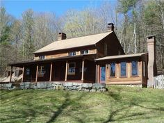 For sale: $449,000. Beautiful custom oak post and beam home; two spectacular stone fireplaces and a unique Finnish fireplace with bake oven, oak, birch and antique wide board pine floors, finished office/studio space (22 x 23) above two-car garage. barn (34 x 26), porch, deck, many custom details; stone walls, quiet road; excellent condition, great charm.