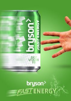 This is the new Bryson packaging branding. This design is building and construction influenced. It has a sharp, serious appearance to the design to suit the companies professional and high standard reputation. Web Design, Logo Design, Energy Drinks, Packaging Design, Retro Vintage, I Am Awesome, Typography, Eye, Bottle
