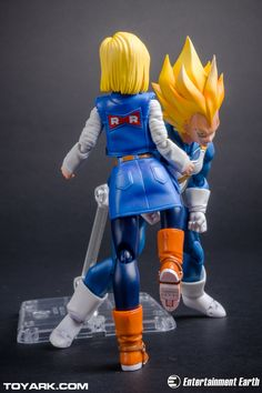 dbz cell absorbs 17 and 18 dating