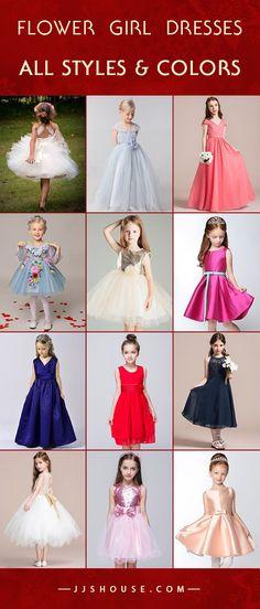 Flower Girl Dresses Spring Ready! Shop Now #flowergirl