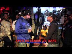 APEX THA GENIUS VS BARS :PIT FIGHTS BATTLE LEAGUE : DEATHMAS 2