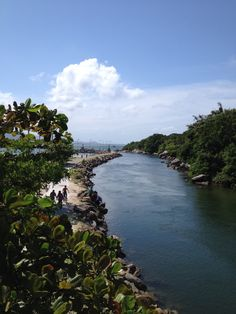 Canal da Barra da Lagoa - Florianópolis/SC