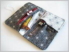 Español Pouch, Wallet, Purse Organization, Couture, Cross Stitch, Tote Bag, Purses, Sewing, Creative