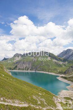 #Lake #Lünersee #Panorama #View In #Vorarlberg #Austria @fotolia @Adobe #fotolia #adobe #nature #landscape #hiking #mountains #travel #vacation #holidays #outdoor #panorama #colorful #wonderful #beautiful #season #summer #stock #photo #portfolio #download #hires #royaltyfree #high #resolution