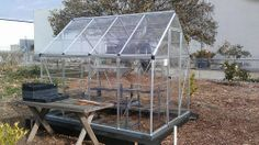 Thank you to San Jose Garden Club for donating a green house to Father Larry's Farm. The green house is used to grow starters from seeds that will later be planted in the ground to bloom.