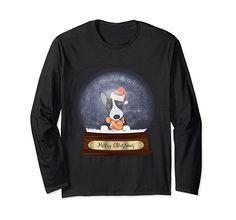 Unisex English Bull Terrier Christmas Shirt