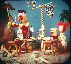 Cartoons and comic books weren't the only media where you'd find little adventures of the great early Hanna-Barbera characters. Vintage Cartoon, Cartoon Tv, Cartoon Characters, Vintage Toys, 1970s Cartoons, Famous Cartoons, Gi Joe, First Animation, View Master