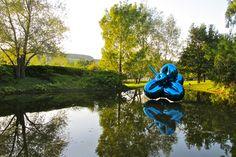 Jeff Koons #ARTBASEL 2012: