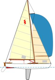 1966 lightning sailboat - Google Search
