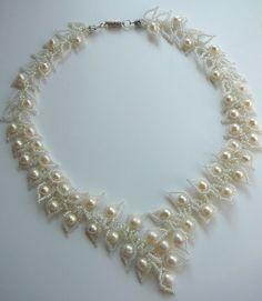 Jardin dEden Weave collier | biser.info - tout au sujet des perles et perles travail