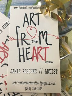 Art from the Heart, LLC.  #charityauction #dogood #bidforcharity Best Gifts, Gift Ideas, Make It Yourself, Heart, Day, Hearts