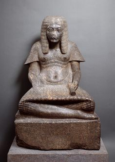 Haremhab—General and Scribe. New Kingdom, Dynasty 18, reign of Haremhab, ca. 1323–1295 b.c. Egyptian