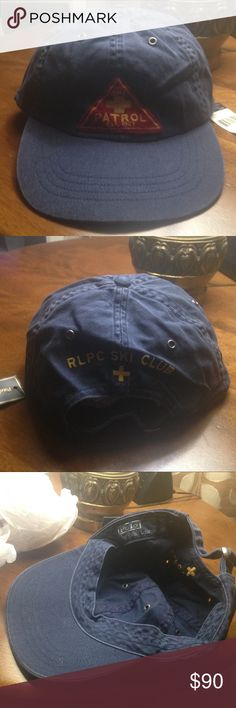 2324c95dab3bf Nwt rare Polo ski patrol hat New with tags vintage Polo rare ski patrol hat  brand new hard to find Polo by Ralph Lauren Accessories Hats