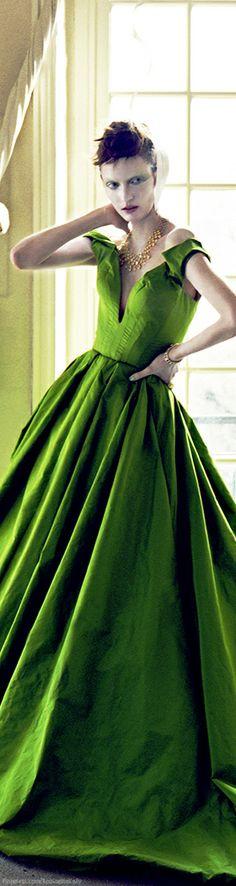 Ulyana Sergeenko Haute Couture S/S 2014   Vogue Ukraine