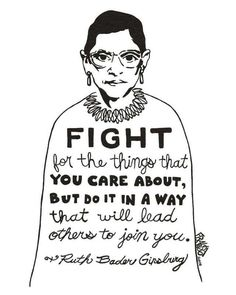 Great Quotes, Quotes To Live By, Me Quotes, Inspirational Quotes, Cool Words, Wise Words, Ruth Bader Ginsburg Quotes, Feminist Quotes, Quotable Quotes