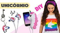 material escolar de unicornio - YouTube