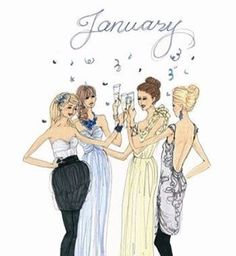 Cheers to January and the New Year! #2017  #rg: #Pinterest2017,rg,pinterest