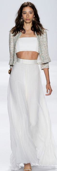 Badgley Mischka, Spring 2015