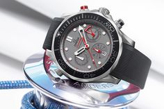 OMEGA Watches: Seamaster Diver 300M ETNZ