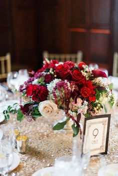 wedding centerpiece idea; photo: CLY BY MATTHEW