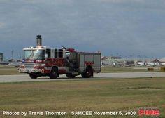San Antonio International Airport Fire Training