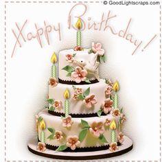 Glitter Birthday Wishes   cloud happy birthday araceli congratulations on your birthday blue i ...