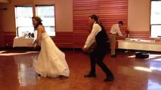 Dang Sweet Wedding 1st Dance... with a Jazzercise twist!