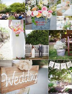 backyard outdoor wedding ideas