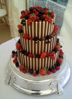 #guidesforbrides #chocolate #cake
