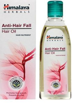 1 Bottle Himalaya Herbals Anti-Hair Fall Hair Oil 100ml. Prevents Hair Fall