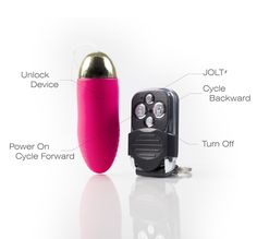 Impulse jack rabbit vibrator