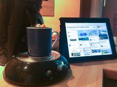 Guten Morgenkaffee mit der re:publica 2013, guten Morgen nach Berlin  @blog_parade #rpStory13 #rp13  by @Simone Naumann