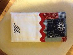 Diaper burp cloths  3 for $20