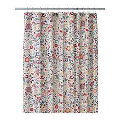 ÅKERKULLA, Shower curtain, multicolor